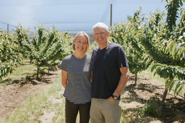 Ardgour Valley Orchard owners